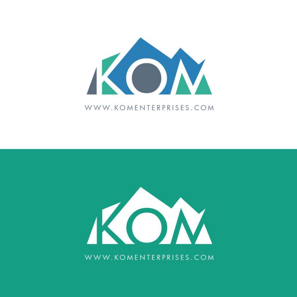 'King of the Mountain' logo