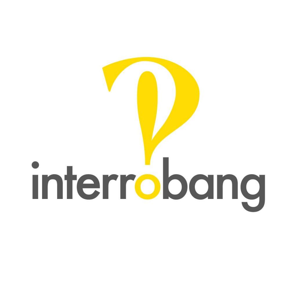 'Interrobang' logo