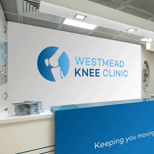 Westmead Knee Clinic Branding